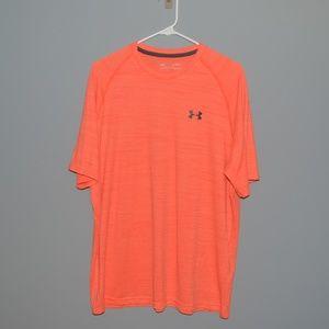 UNDER ARMOUR Short Sleeve Heat Gear Tee Shirt